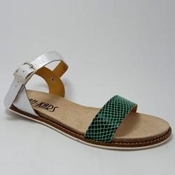 Sandały D340